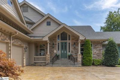 The Cliffs At Glassy, The Cliffs At Keowee, The Cliffs At Keowee Falls, The Cliffs At Keowee Falls North, The Cliffs At Keowee Falls South, The Cliffs At Keowee Springs, The Cliffs At Keowee Vineyards, The Cliffs At Mountain Park, Cliffs Valley Single Family Home For Sale: 312 Yellowroot