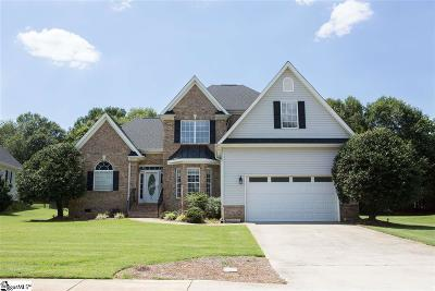Greenville Single Family Home For Sale: 4 Shannon Creek