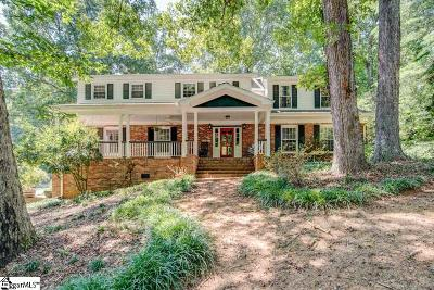 Spartanburg Single Family Home For Sale: 134 Starline