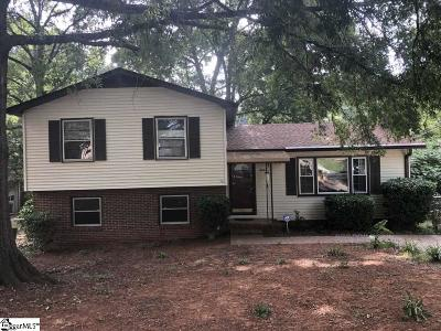 Simpsonville Single Family Home For Sale: 30 Tamwood