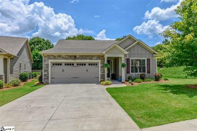 Simpsonville Single Family Home Contingency Contract: 2 Belle Oaks