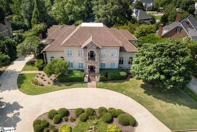 Greenville Single Family Home For Sale: 12 Lawson