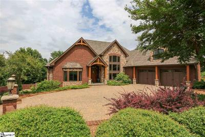 Greenville Single Family Home Contingency Contract: 133 Gascony