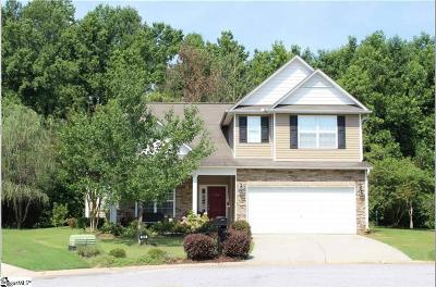 Single Family Home For Sale: 124 Buck Hill