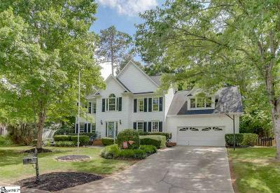 Greer Single Family Home For Sale: 437 River Way