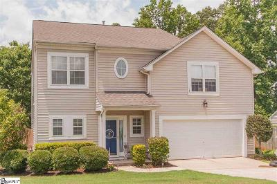 Greer Single Family Home For Sale: 920 Breezewood