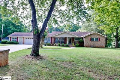Easley Single Family Home Contingency Contract: 109 S Dale