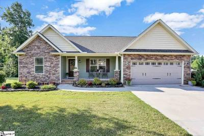 Greer Single Family Home Contingency Contract: 47 Jaden