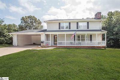 Easley Single Family Home For Sale: 110 Odessa