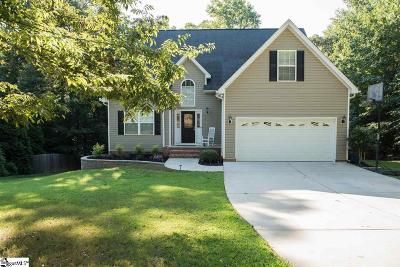 Simpsonville Single Family Home For Sale: 26 Prince William