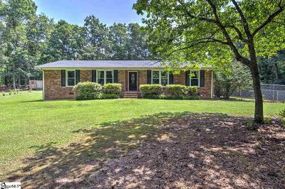 Greer Single Family Home For Sale: 418 Alexander #2