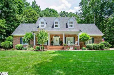 Simpsonville Single Family Home For Sale: 1177 Neely Ferry