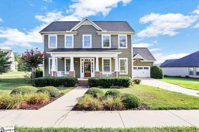 Fountain Inn Single Family Home For Sale: 1 Donemere