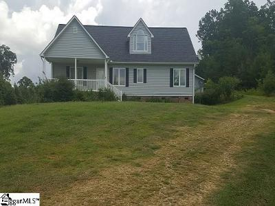 Taylors Single Family Home For Sale: 135 Ponder