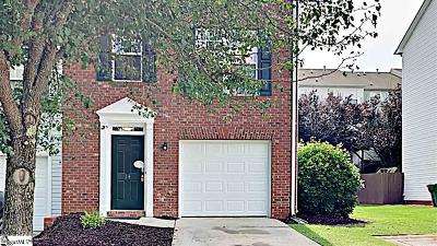 Mauldin Condo/Townhouse For Sale: 14 Evanshire