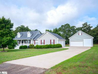 Anderson Single Family Home For Sale: 106 Country Garden