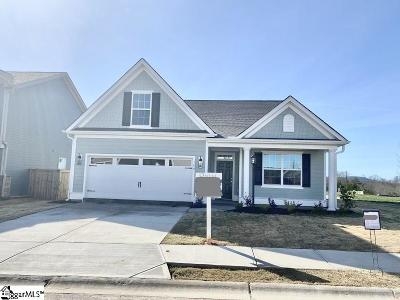 Greer Single Family Home For Sale: 100 Daystrom
