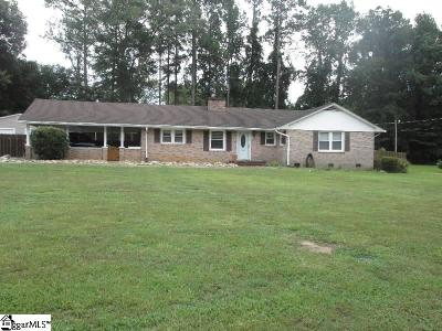 Laurens Single Family Home Contingency Contract: 206 Forest