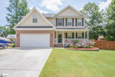 Anderson Single Family Home For Sale: 305 Regency