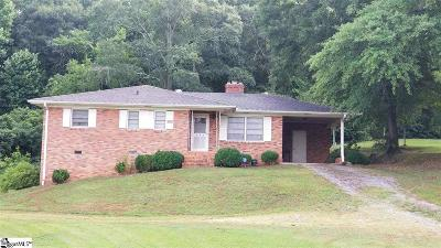 Easley Single Family Home Contingency Contract: 203 E 2nd