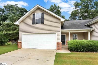 Mauldin Condo/Townhouse For Sale: 206 Discovery
