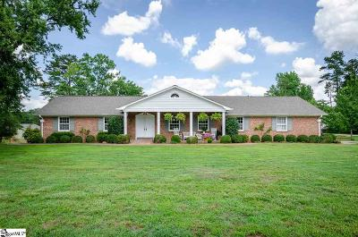 Easley Single Family Home Contingency Contract: 629 Elljean