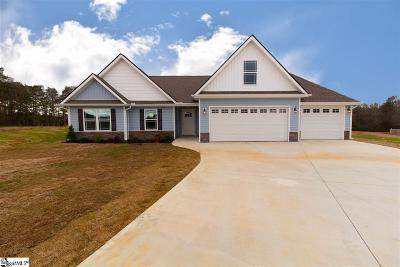 Inman Single Family Home For Sale: 875 W Keepsake