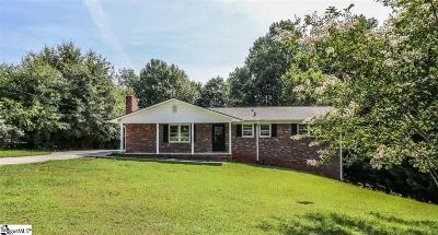 Travelers Rest Single Family Home For Sale: 134 Gaston