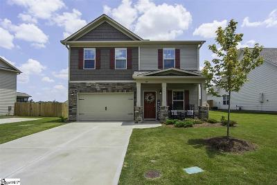 Simpsonville Single Family Home For Sale: 118 Chadmore