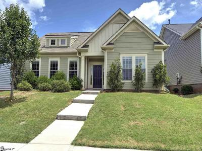 Greer Single Family Home For Sale: 214 Meritage