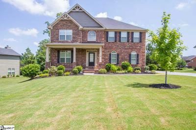 Easley Single Family Home For Sale: 108 Saddlehorn