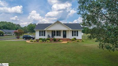 Inman Single Family Home For Sale: 551 Quail Creek