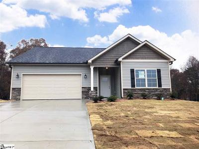 Greer Single Family Home For Sale: 133 Palmetto Valley