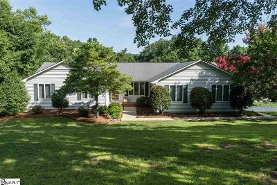 Inman Single Family Home For Sale: 114 Data Bush