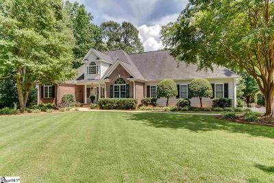 Easley Single Family Home Contingency Contract: 146 Upper Lake