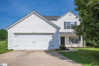 Fountain Inn Single Family Home Contingency Contract: 8 Three Coins