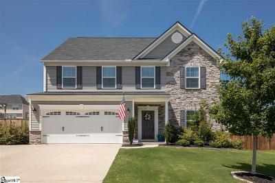 Simpsonville Single Family Home For Sale: 355 Kelsey Glen