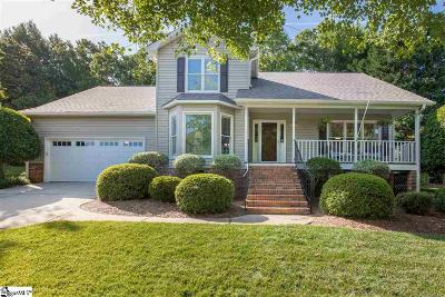 Greenville Single Family Home For Sale: 113 Golf View