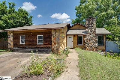 Easley Single Family Home For Sale: 101 Garden