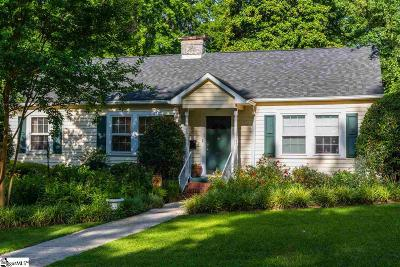 Clinton Single Family Home Contingency Contract: 402 Hickory