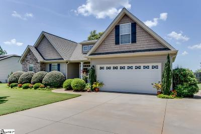 Greer Single Family Home For Sale: 5 Wallhaven