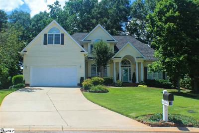 Single Family Home Contingency Contract: 206 Glenrise