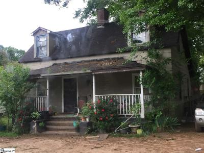 Greenville SC Single Family Home For Sale: $17,077