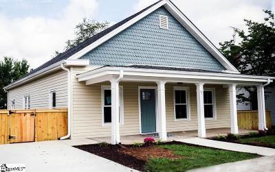 Greenville Single Family Home For Sale: 77 Smythe