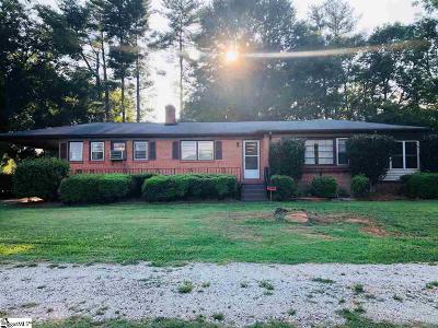 Single Family Home For Sale: 527 Campground