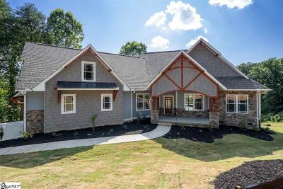 Greenville Single Family Home For Sale: 211 Mountain Edge