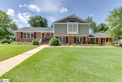 Greenville SC Single Family Home For Auction: $309,900