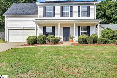 Simpsonville Single Family Home Contingency Contract: 20 Renforth