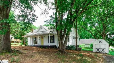 Easley Single Family Home For Sale: 611 W 7th