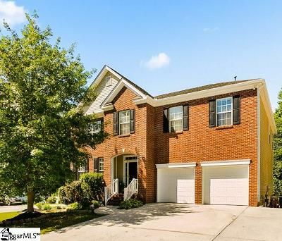 Autumn Trace Single Family Home For Sale: 501 Kingsmoor